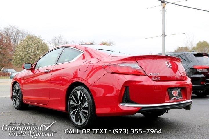 Used Honda Accord EX 2017 | City Motor Group Inc.. Haskell, New Jersey