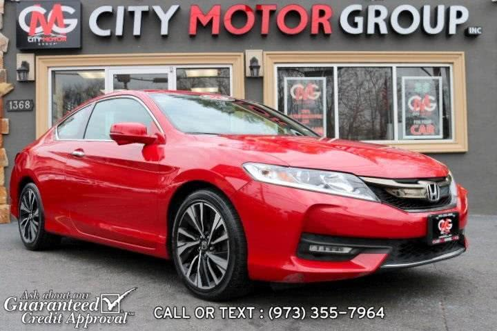 Used 2017 Honda Accord in Haskell, New Jersey | City Motor Group Inc.. Haskell, New Jersey