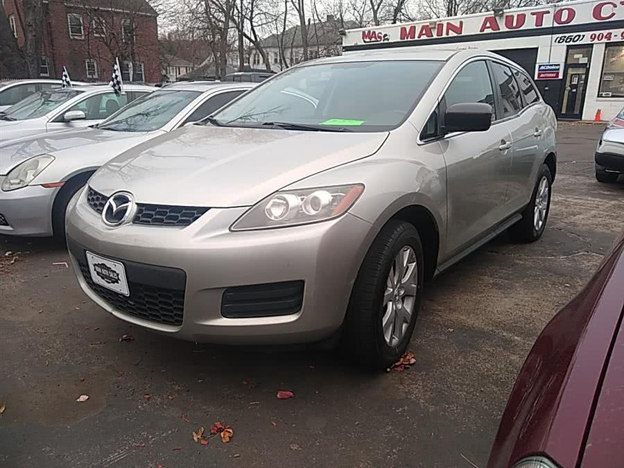 Used 2007 Mazda CX-7 in Hartford, Connecticut | Main Auto Sales LLC. Hartford, Connecticut
