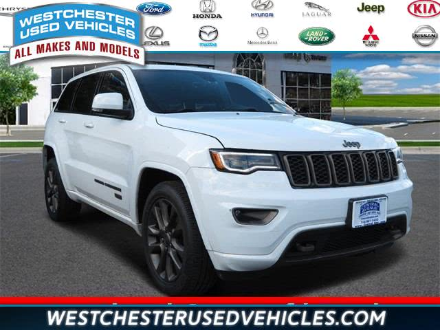 Used 2017 Jeep Grand Cherokee in White Plains, New York | Westchester Used Vehicles . White Plains, New York
