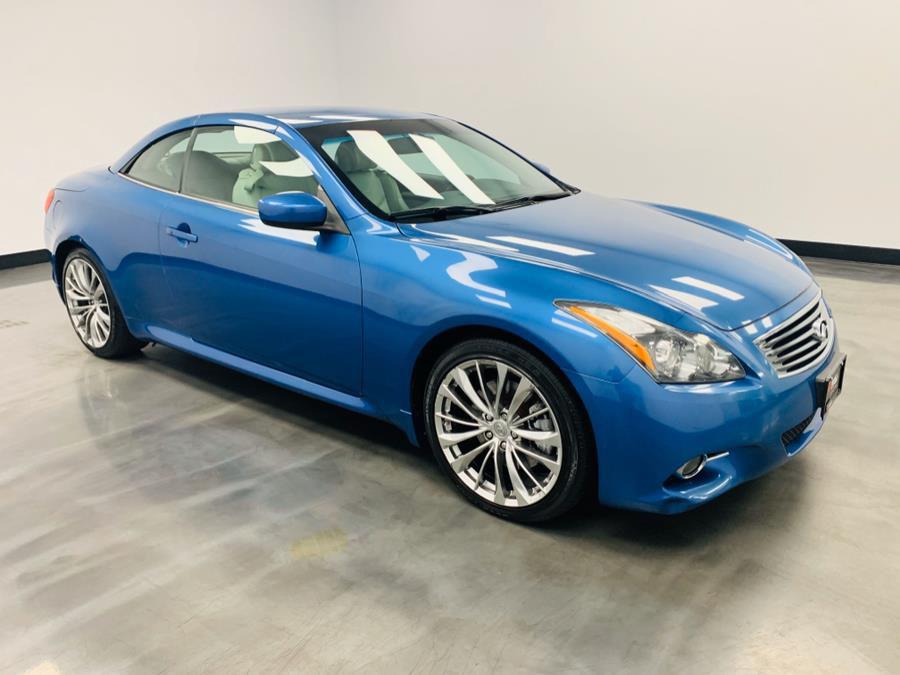 2012 INFINITI G37 Convertible 2dr Base, available for sale in Linden, New Jersey | East Coast Auto Group. Linden, New Jersey