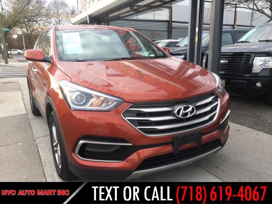 Used 2017 Hyundai Santa Fe Sport in Brooklyn, New York   NYC Automart Inc. Brooklyn, New York