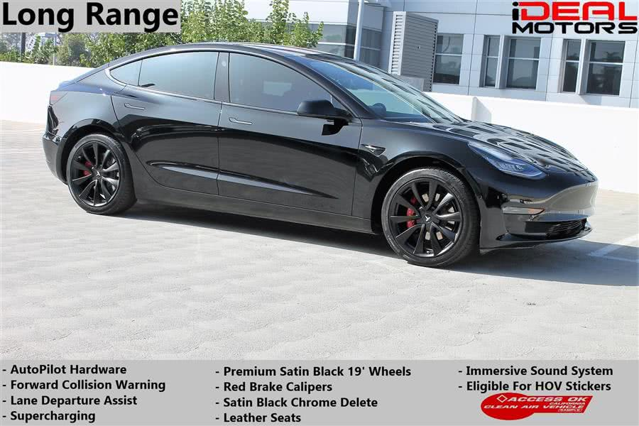 Used 2017 Tesla Model 3 in Costa Mesa, California | Ideal Motors. Costa Mesa, California