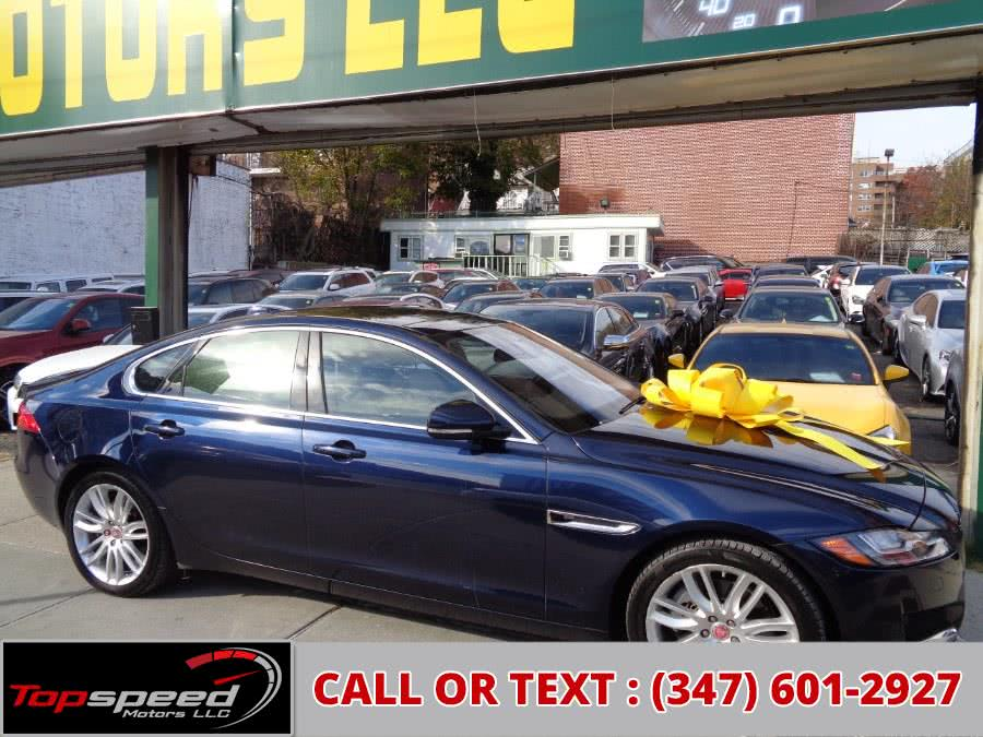 Used 2016 Jaguar XF Premium AWD 35t Meridian Sound in Jamaica, New York | Top Speed Motors LLC. Jamaica, New York