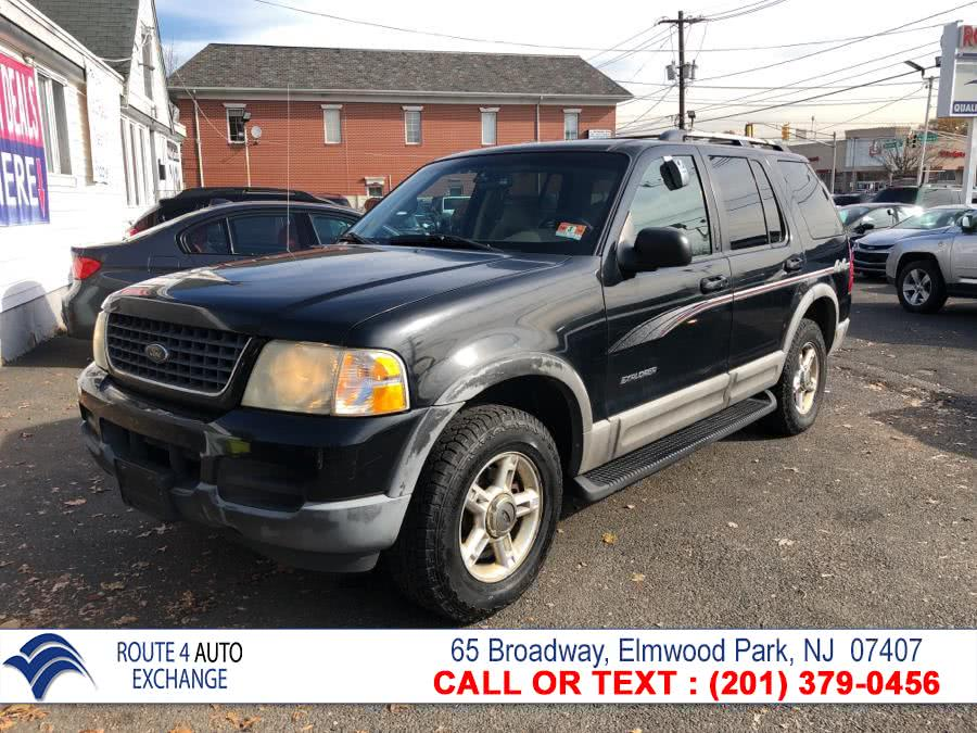Used 2002 Ford Explorer in Elmwood Park, New Jersey | Route 4 Auto Exchange. Elmwood Park, New Jersey