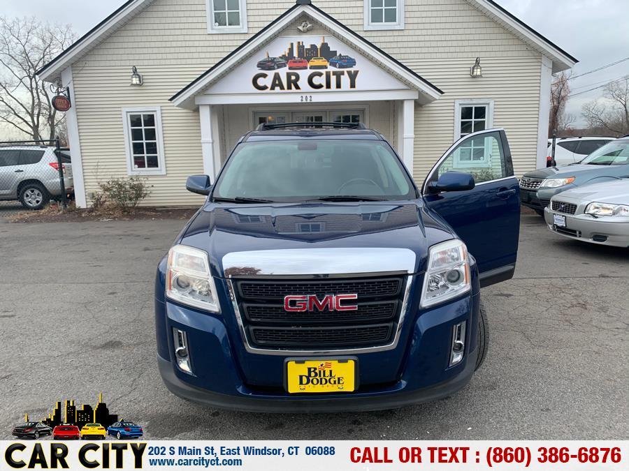 Used GMC Terrain AWD 4dr SLE-2 2010   Car City LLC. East Windsor, Connecticut