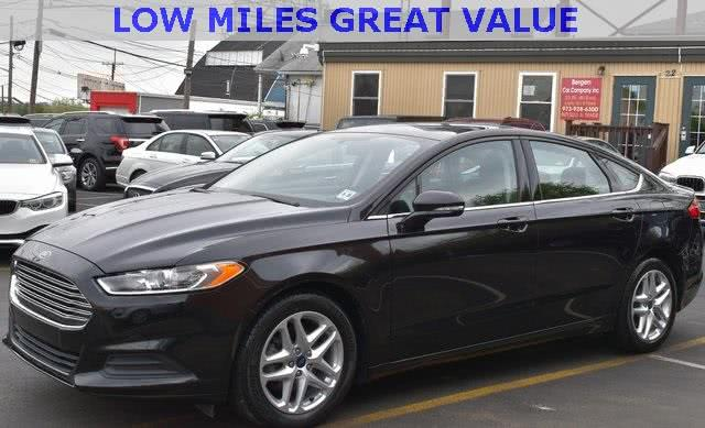 Used 2015 Ford Fusion in Lodi, New Jersey | Bergen Car Company Inc. Lodi, New Jersey
