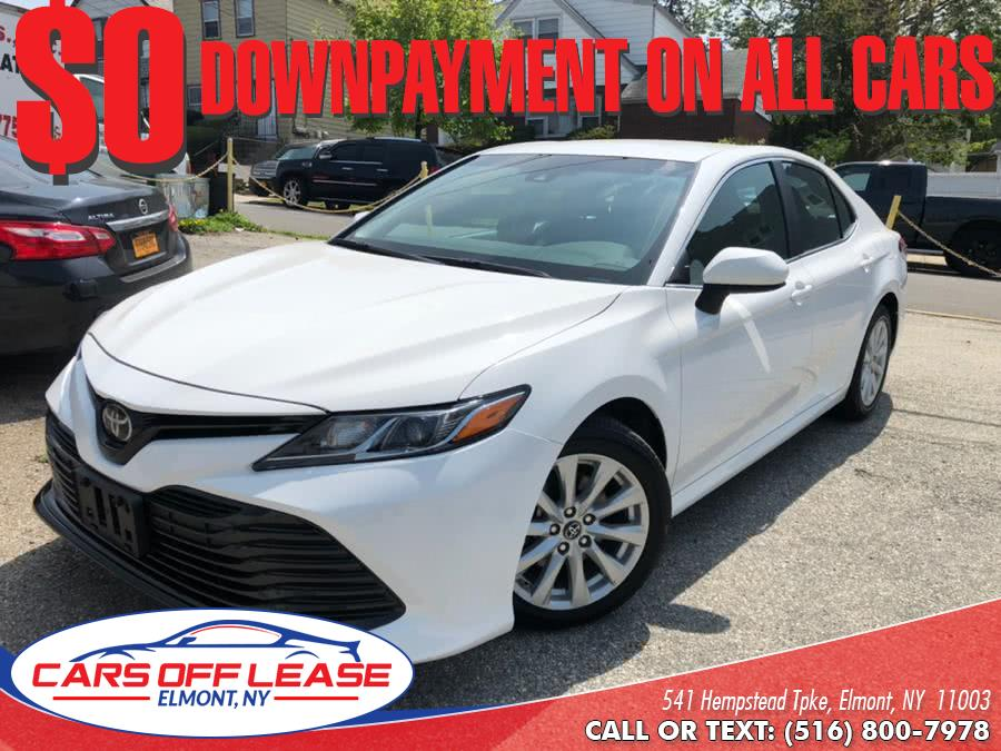 Used 2018 Toyota Camry in Elmont, New York | Cars Off Lease . Elmont, New York