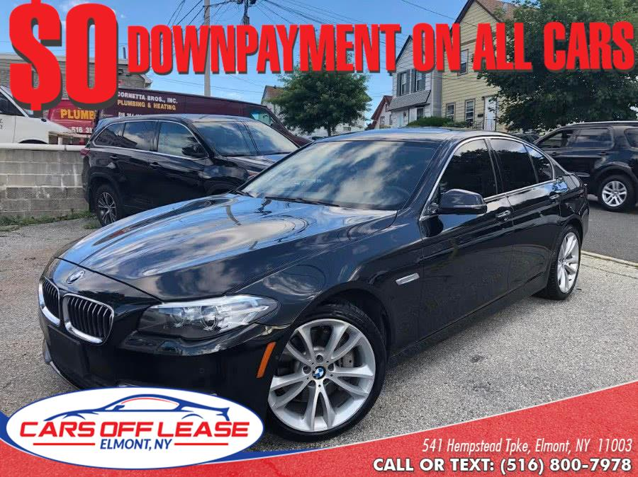 2016 Bmw 550i >> Bmw 5 Series 2016 In Elmont Garden City Mineola Valley Stream Ny Cars Off Lease 0019
