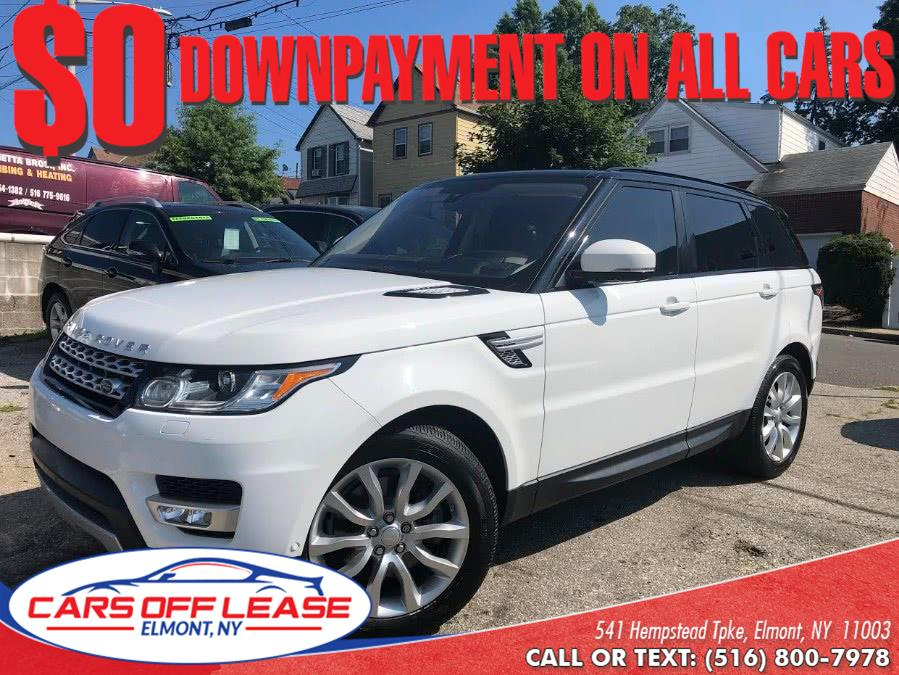 2016 Land Rover Range Rover Sport 4WD 4dr V6 Diesel HSE, available for sale in Elmont, New York | Cars Off Lease . Elmont, New York