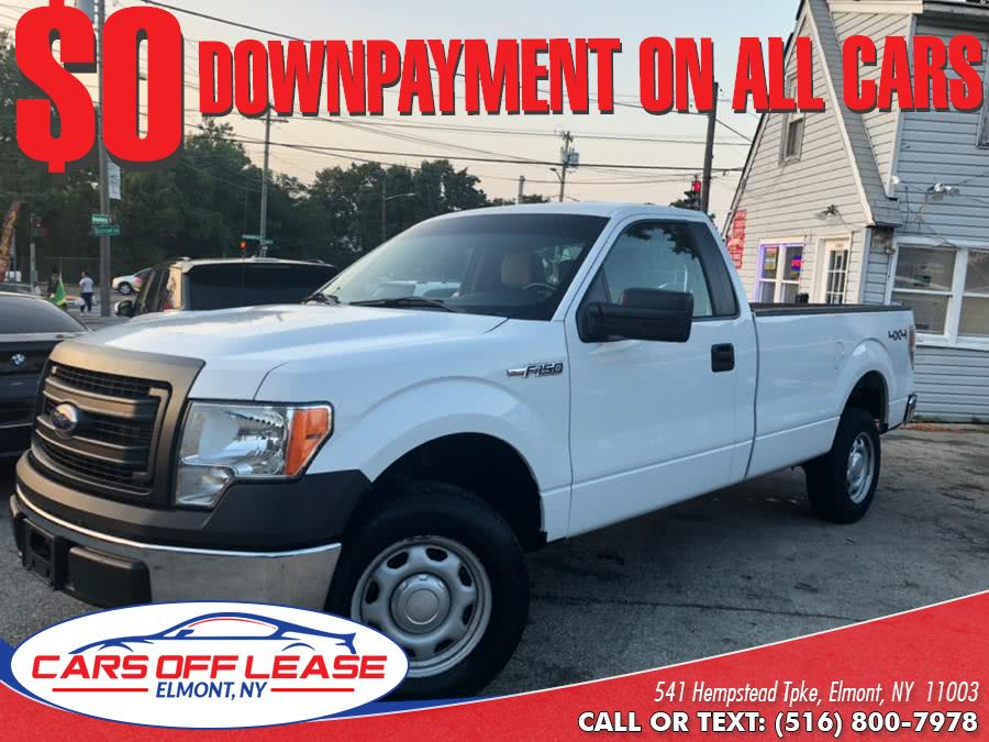 Used 2014 Ford F-150 in Elmont, New York | Cars Off Lease . Elmont, New York