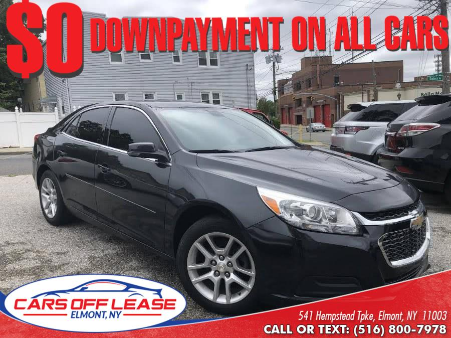 Used 2015 Chevrolet Malibu in Elmont, New York | Cars Off Lease . Elmont, New York