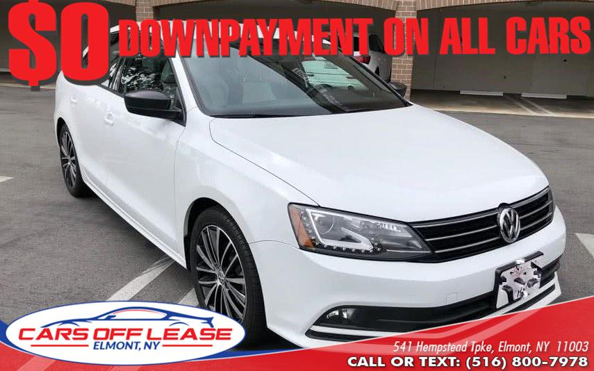 Used 2016 Volkswagen Jetta Sedan in Elmont, New York | Cars Off Lease . Elmont, New York