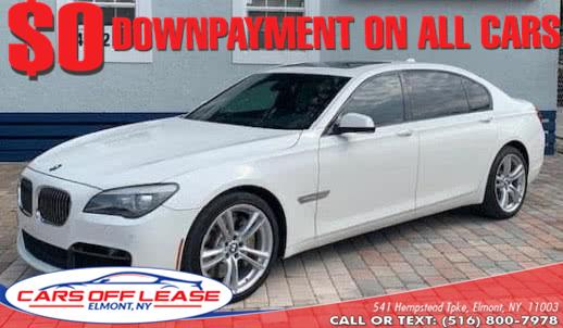 2011 BMW 7 Series 4dr Sdn ALPINA B7 LWB RWD, available for sale in Elmont, New York | Cars Off Lease . Elmont, New York