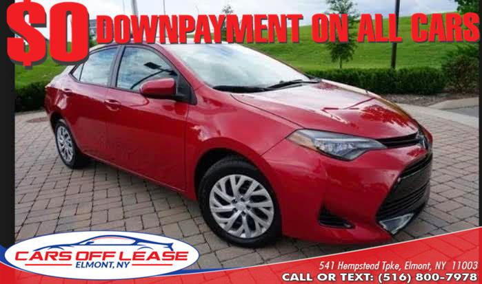 Used 2017 Toyota Corolla in Elmont, New York | Cars Off Lease . Elmont, New York