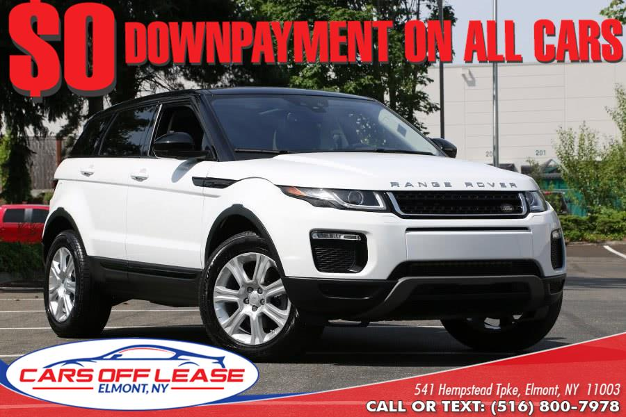 Used 2016 Land Rover Range Rover Evoque in Elmont, New York | Cars Off Lease . Elmont, New York