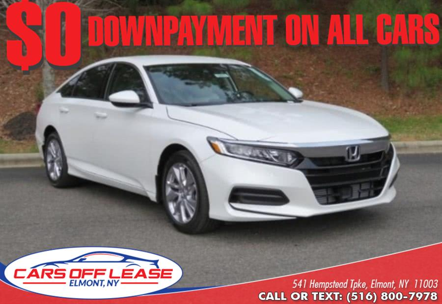 Used Honda Accord Sedan LX 1.5T CVT 2019 | Cars Off Lease . Elmont, New York