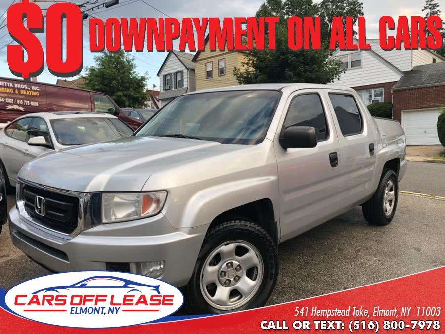 Used 2011 Honda Ridgeline in Elmont, New York | Cars Off Lease . Elmont, New York