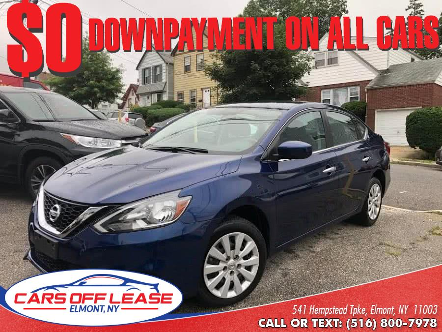 Used 2019 Nissan Sentra in Elmont, New York | Cars Off Lease . Elmont, New York