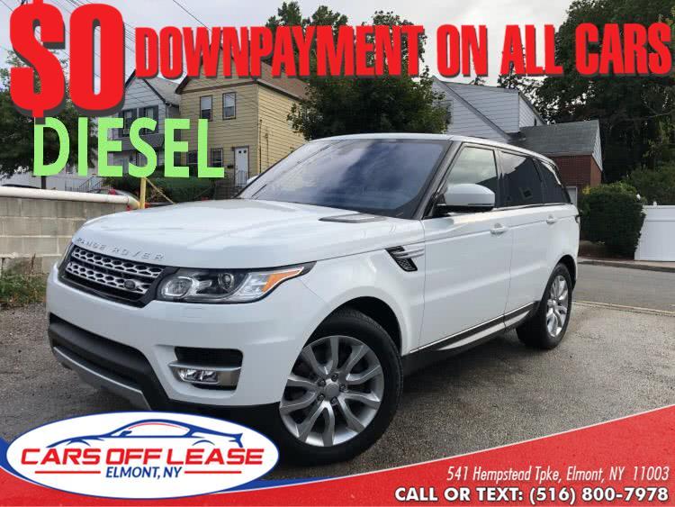Used 2016 Land Rover Range Rover Sport in Elmont, New York   Cars Off Lease . Elmont, New York