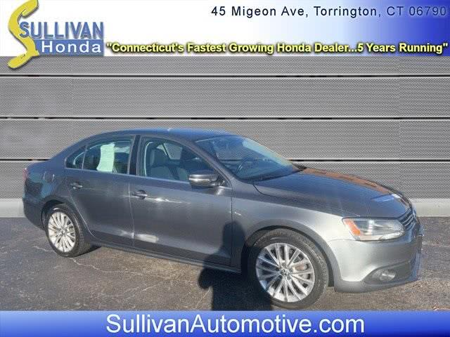Used Volkswagen Jetta SEL 2011 | Sullivan Automotive Group. Avon, Connecticut