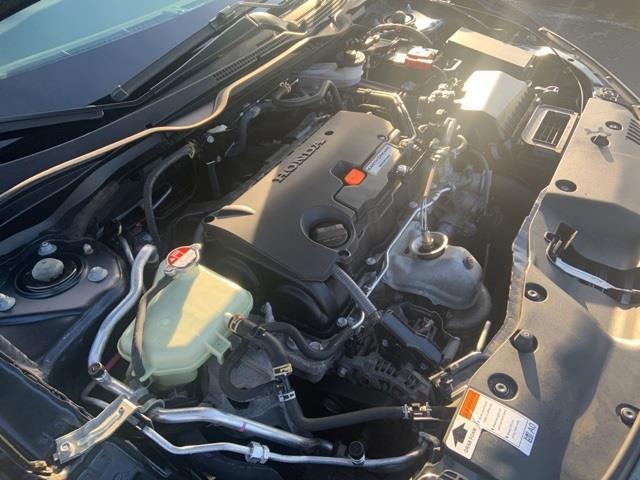 Used Honda Civic EX 2016 | Sullivan Automotive Group. Avon, Connecticut