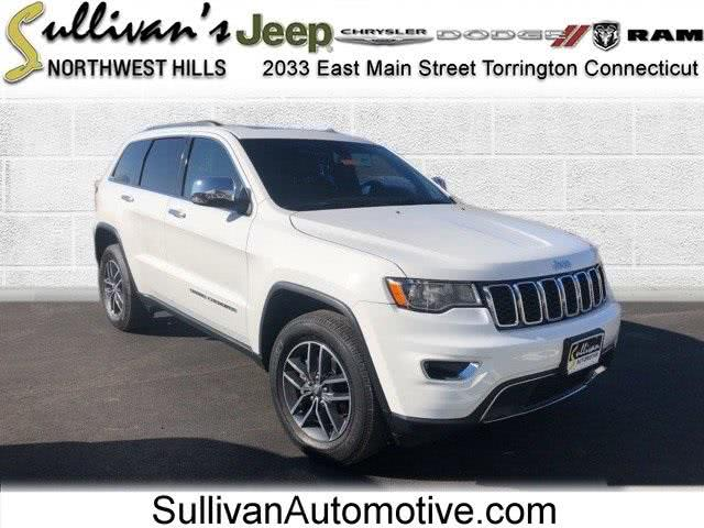 Used Jeep Grand Cherokee Limited 2017 | Sullivan Automotive Group. Avon, Connecticut