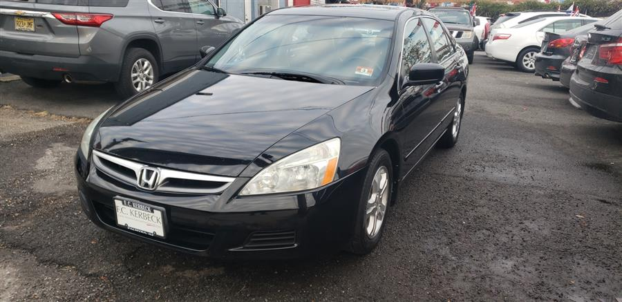2007 Honda Accord Sdn 4dr I4 AT EX-L PZEV, available for sale in Hollis, New York | Authentic Autos LLC. Hollis, New York