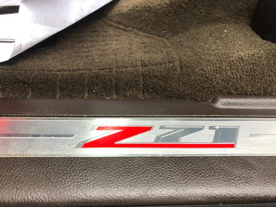 2014 Chevrolet Silverado 1500 4WD Crew Cab 153.0