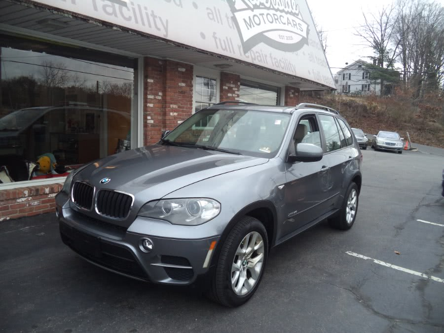 Used 2013 BMW X5 in Naugatuck, Connecticut | Riverside Motorcars, LLC. Naugatuck, Connecticut