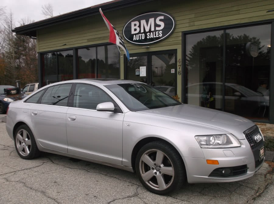 Used 2008 Audi A6 in Brooklyn, Connecticut | Brooklyn Motor Sports Inc. Brooklyn, Connecticut