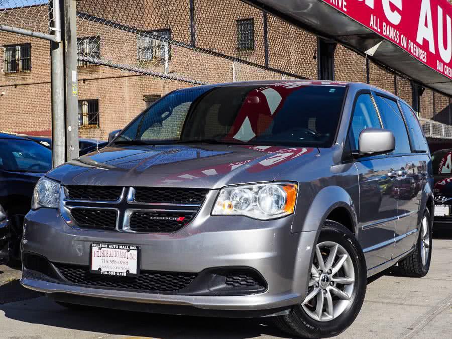 Used 2016 Dodge Grand Caravan in Jamaica, New York | Hillside Auto Mall Inc.. Jamaica, New York