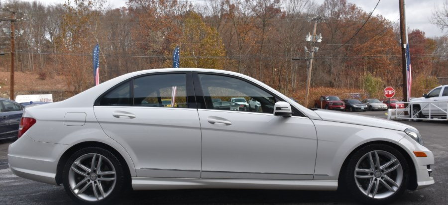 2013 Mercedes-Benz C-Class 4dr Sdn C 300 Sport 4MATIC, available for sale in Waterbury, Connecticut | Highline Car Connection. Waterbury, Connecticut