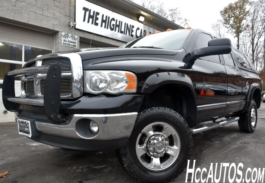 Used Dodge Ram 2500 4dr Quad Cab 4WD SLT 2005 | Highline Car Connection. Waterbury, Connecticut