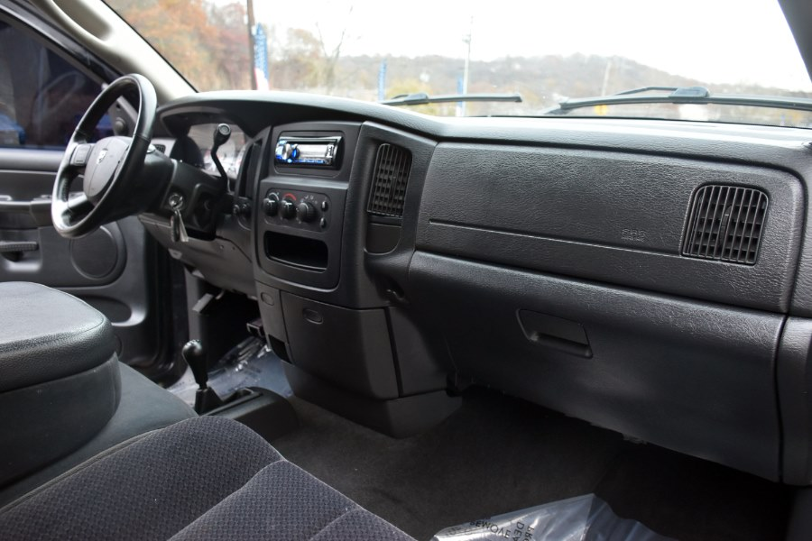 2005 Dodge Ram 2500 4dr Quad Cab 4WD SLT, available for sale in Waterbury, Connecticut   Highline Car Connection. Waterbury, Connecticut