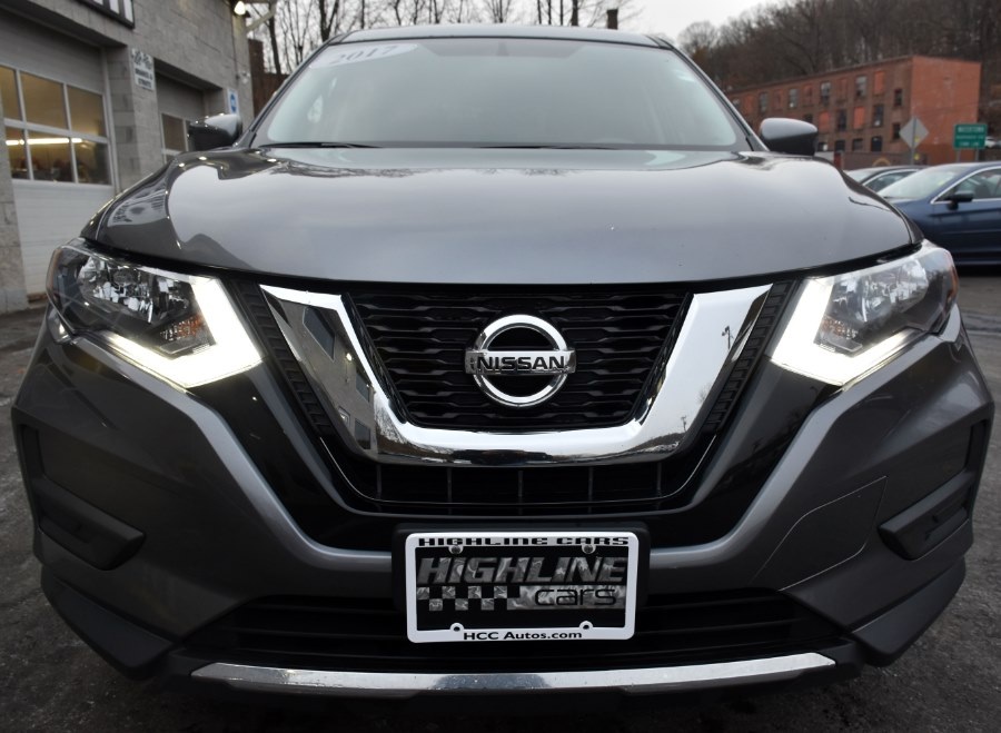 2017 Nissan Rogue AWD S, available for sale in Waterbury, Connecticut | Highline Car Connection. Waterbury, Connecticut