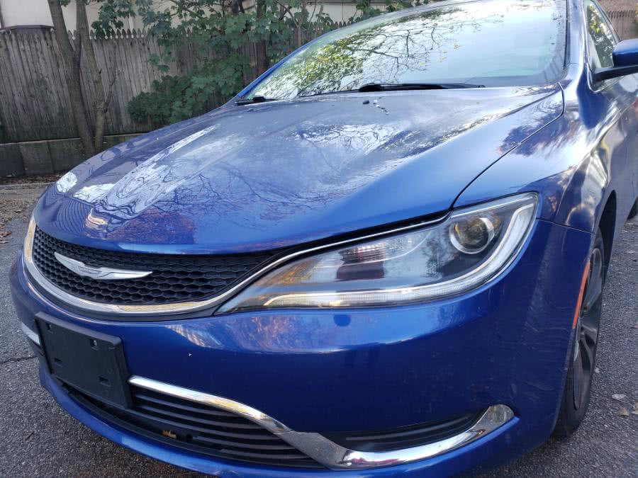 Used 2015 Chrysler 200 in Hicksville, New York | Ultimate Auto Sales. Hicksville, New York