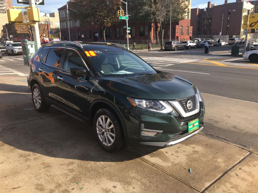 Used 2018 Nissan Rogue in Jamaica, New York | Sylhet Motors Inc.. Jamaica, New York