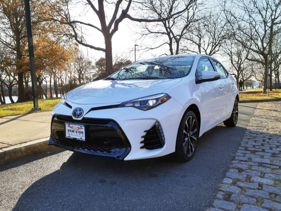 Used 2017 Toyota Corolla in Chelsea, Massachusetts | New Star Motors. Chelsea, Massachusetts