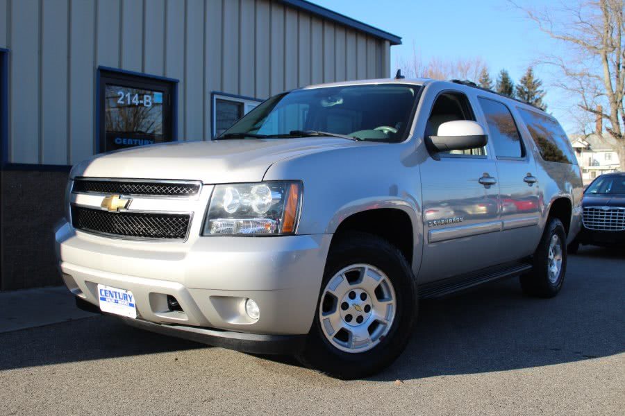 Used 2007 Chevrolet Suburban in East Windsor, Connecticut | Century Auto And Truck. East Windsor, Connecticut