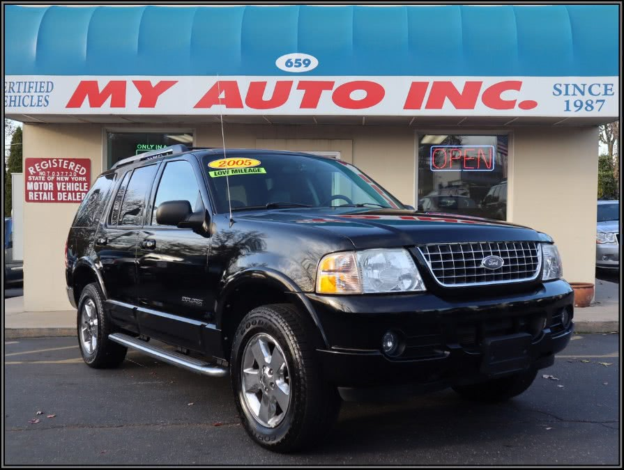 Used 2005 Ford Explorer in Huntington Station, New York   My Auto Inc.. Huntington Station, New York