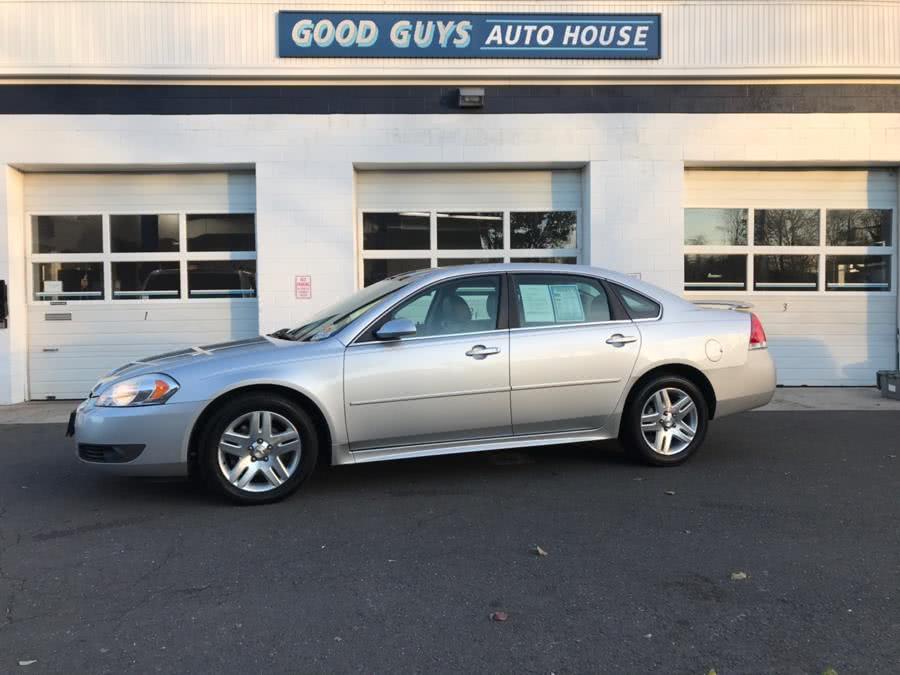 Used 2011 Chevrolet Impala in Southington, Connecticut | Good Guys Auto House. Southington, Connecticut