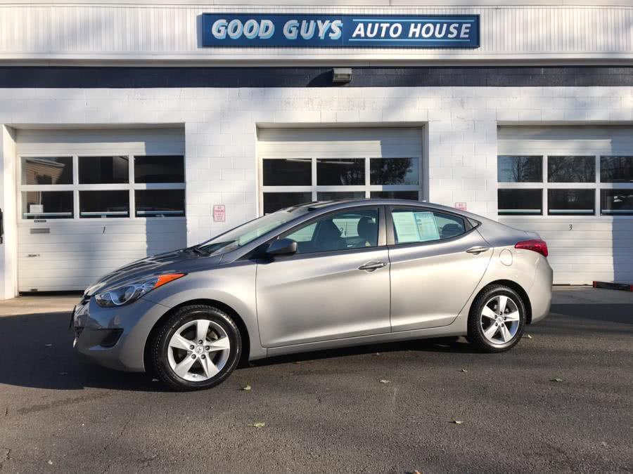 Used 2011 Hyundai Elantra in Southington, Connecticut | Good Guys Auto House. Southington, Connecticut