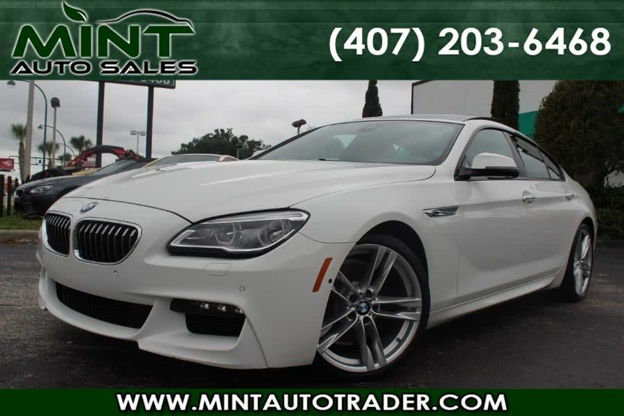 Used 2016 BMW 6 Series in Orlando, Florida | Mint Auto Sales. Orlando, Florida