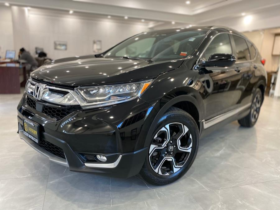 2017 Honda CR-V Touring AWD, available for sale in Franklin Square, New York | Luxury Motor Club. Franklin Square, New York
