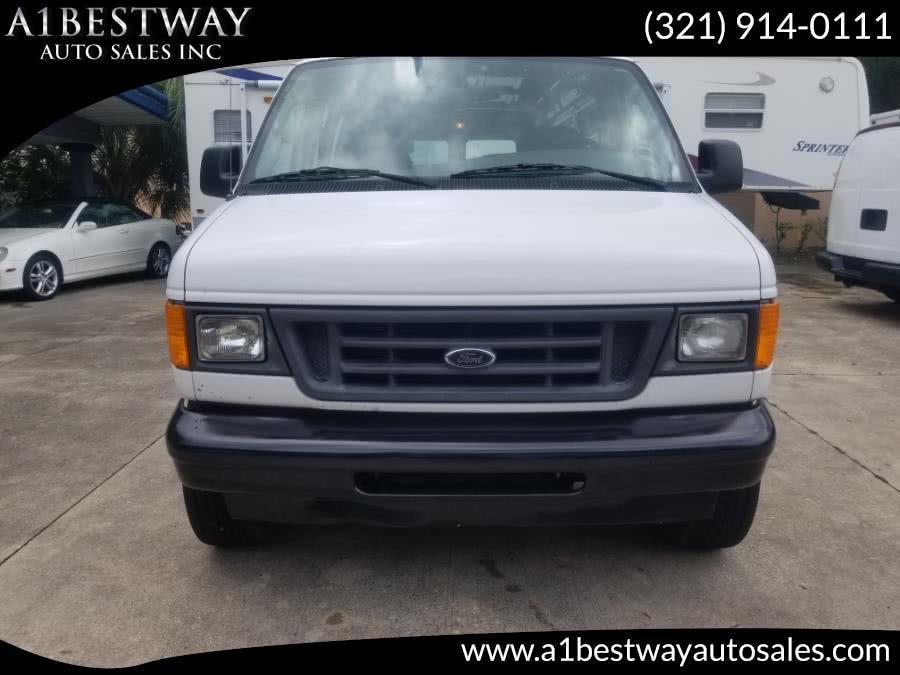 Used 2004 Ford Econoline Cargo Van in Melbourne , Florida | A1 Bestway Auto Sales Inc.. Melbourne , Florida