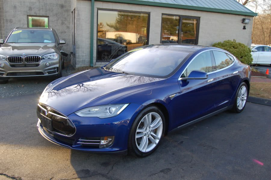 Used Tesla Model S 4dr Sdn AWD 90D 2016 | M&N`s Autohouse. Old Saybrook, Connecticut