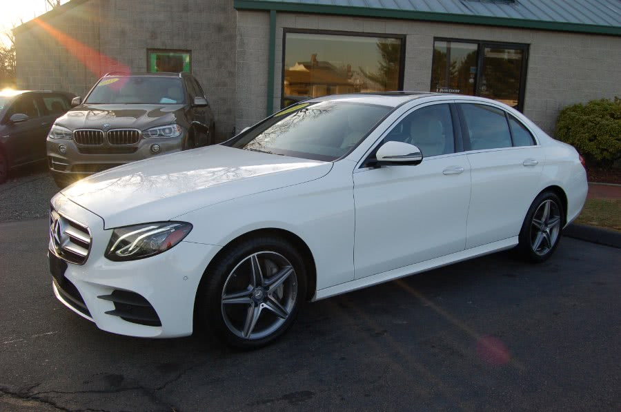 Used 2017 Mercedes-Benz E-Class in Old Saybrook, Connecticut | M&N`s Autohouse. Old Saybrook, Connecticut
