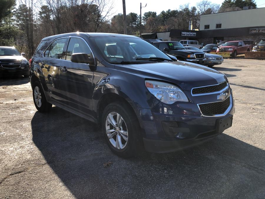 2010 Chevrolet Equinox AWD 4dr LS, available for sale in Billerica, Massachusetts | Benz Of Billerica. Billerica, Massachusetts