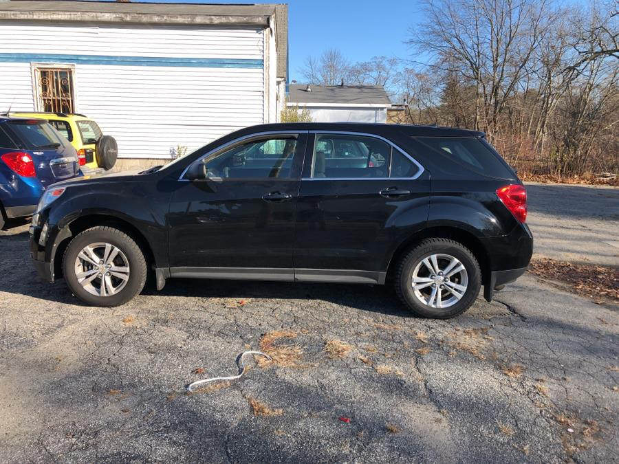2011 Chevrolet Equinox AWD 4dr LT w/1LT, available for sale in Billerica, Massachusetts | Benz Of Billerica. Billerica, Massachusetts